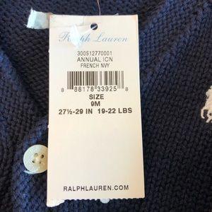 Ralph Lauren Shirts & Tops - Ralph Lauren Boy's Sweater - 9 month